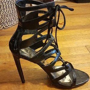 f6b382bbffd4 Scene Shoes - Sexy Gladiator Heels!
